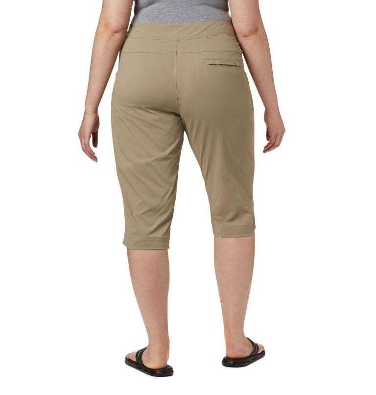 Women's Anytime Outdoor™ Capri - Plus Sizes Women's Anytime Outdoor™ Capri - Plus Sizes, back