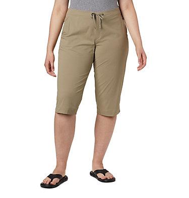 Women's Anytime Outdoor™ Capri - Plus Sizes Anytime Outdoor™ Capri | 249 | 16W, Tusk, front