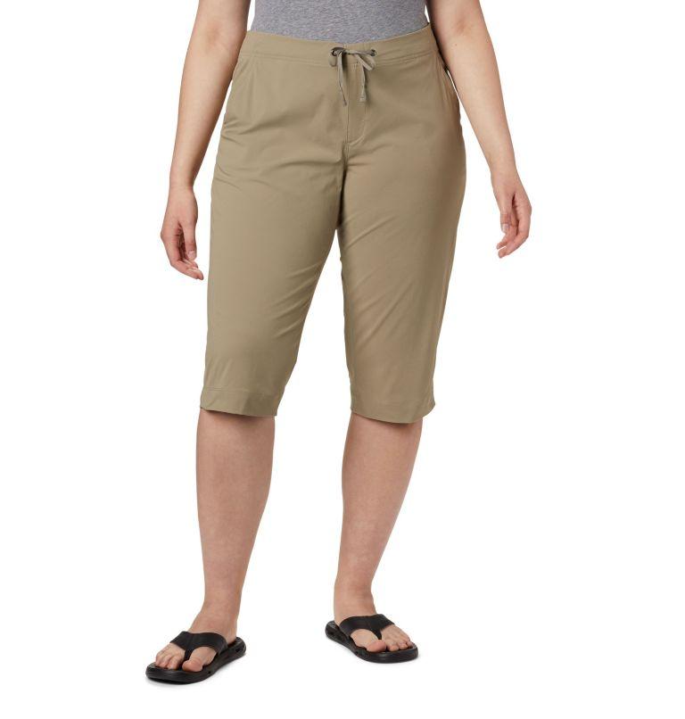 Women's Anytime Outdoor™ Capri - Plus Sizes Women's Anytime Outdoor™ Capri - Plus Sizes, front