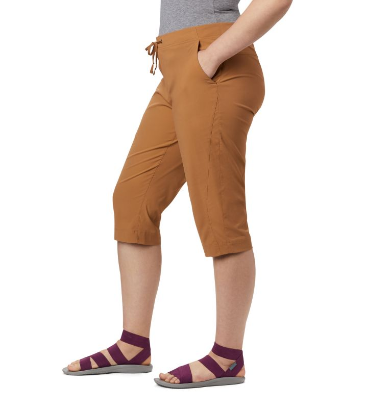 Women's Anytime Outdoor™ Capri - Plus Sizes Women's Anytime Outdoor™ Capri - Plus Sizes, a1