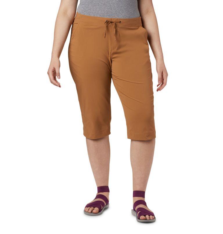 Women's Anytime Outdoor™ Capris - Plus Size Women's Anytime Outdoor™ Capris - Plus Size, front