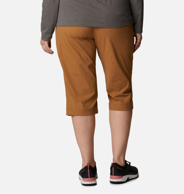 Women's Anytime Outdoor™ Capri - Plus Sizes Women's Anytime Outdoor™ Capri - Plus Sizes, back