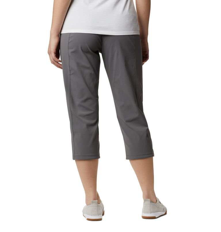 Women's Just Right™ II Capri Pant - Plus Size Women's Just Right™ II Capri Pant - Plus Size, back