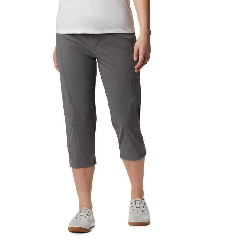 Women's Just Right™ II Capri Pant - Plus Size Women's Just Right™ II Capri Pant - Plus Size, front