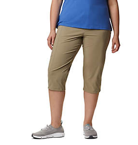 Women's Just Right™ II Capri Pant - Plus Sizes