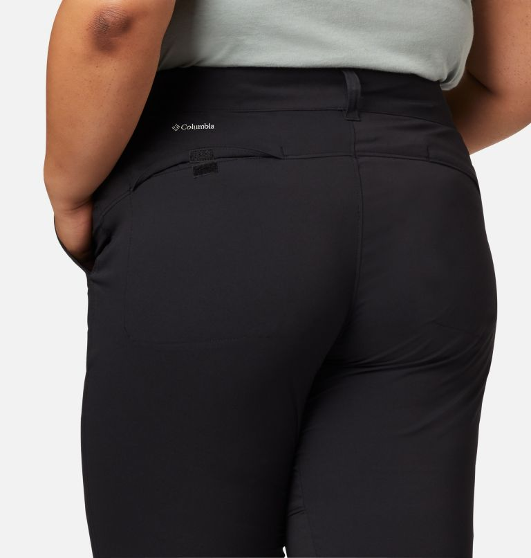 Saturday Trail™ II Knee Pant | 010 | 20W Women's Saturday Trail™ II Knee Pants - Plus Size, Black, a2