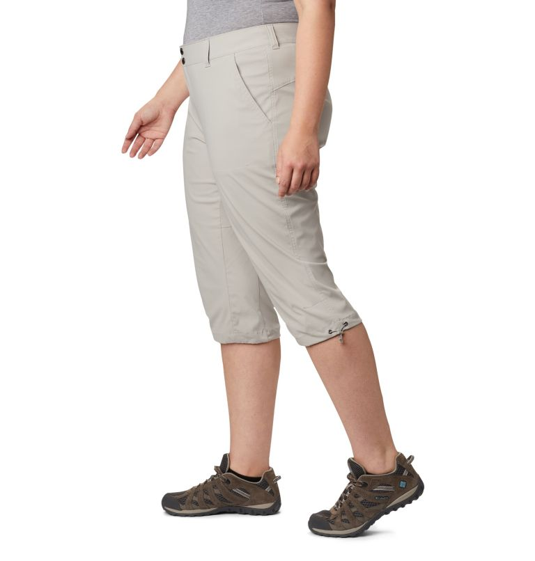 Women's Saturday Trail™ II Knee Pant - Plus Size Women's Saturday Trail™ II Knee Pant - Plus Size, a1
