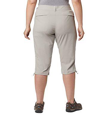 Pantacourt Saturday Trail™ II pour femme - Grandes tailles Saturday Trail™ II Knee Pant | 027 | 16W, Flint Grey, back