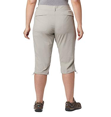 Women's Saturday Trail™ II Knee Pant - Plus Size Saturday Trail™ II Knee Pant | 027 | 16W, Flint Grey, back