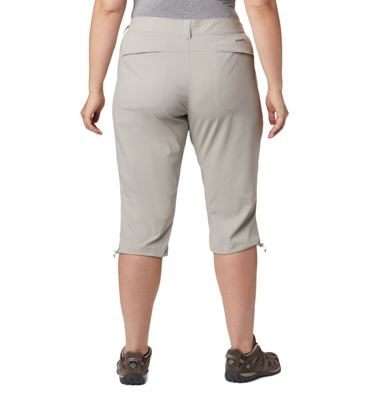 Women's Saturday Trail™ II Knee Pant - Plus Size Women's Saturday Trail™ II Knee Pant - Plus Size, back