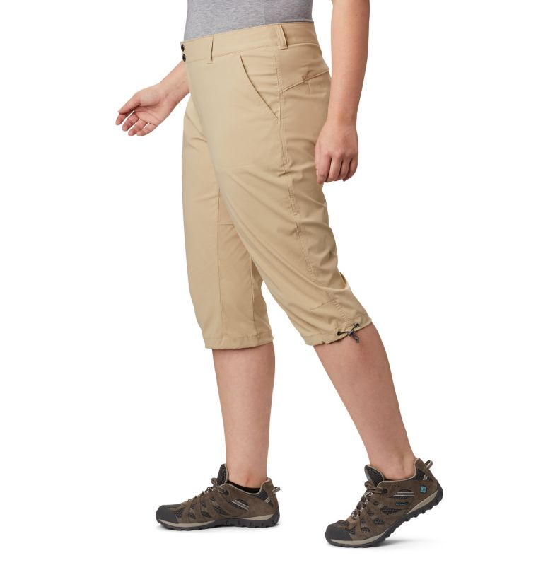 Women's Saturday Trail™ II Knee Pants - Plus Size Women's Saturday Trail™ II Knee Pants - Plus Size, a1