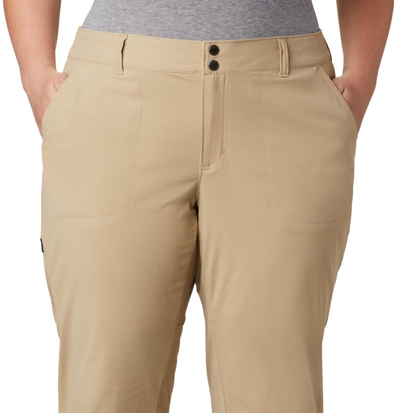 Women's Saturday Trail™ II Knee Pants - Plus Size Women's Saturday Trail™ II Knee Pants - Plus Size, a2