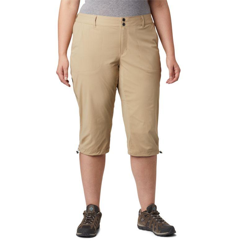 Women's Saturday Trail™ II Knee Pants - Plus Size Women's Saturday Trail™ II Knee Pants - Plus Size, front