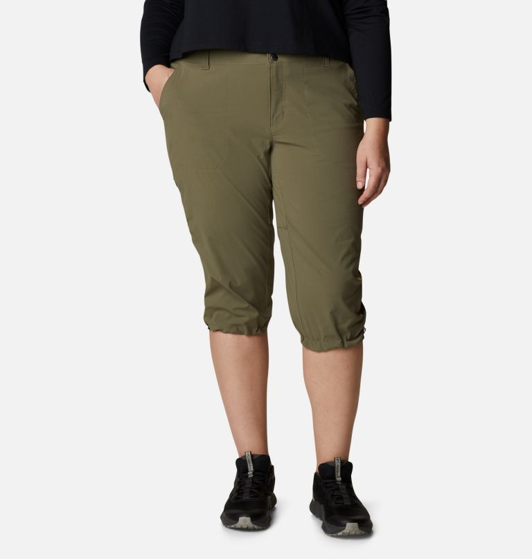 Women's Saturday Trail™ II Knee Pants - Plus Size Women's Saturday Trail™ II Knee Pants - Plus Size, a5