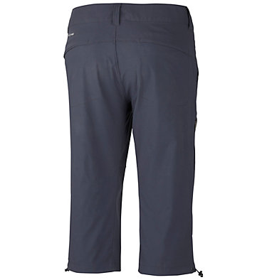 Women's Saturday Trail™ II Knee Pant - Plus Size Saturday Trail™ II Knee Pant | 023 | 16W, India Ink, back