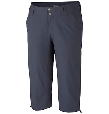 Women's Saturday Trail™ II Knee Pant - Plus Size Saturday Trail™ II Knee Pant | 023 | 16W, India Ink, front