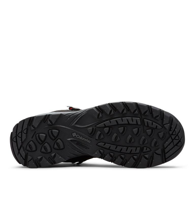 NEWTON RIDGE™ PLUS | 010 | 10 Women's Newton Ridge™ Plus Waterproof Hiking Boot, Black, Poppy Red