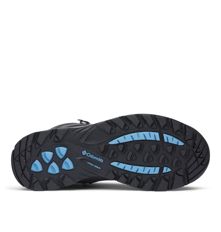 NEWTON RIDGE™ PLUS | 052 | 9 Women's Newton Ridge™ Plus Waterproof Hiking Boot, Quarry, Cool Wave