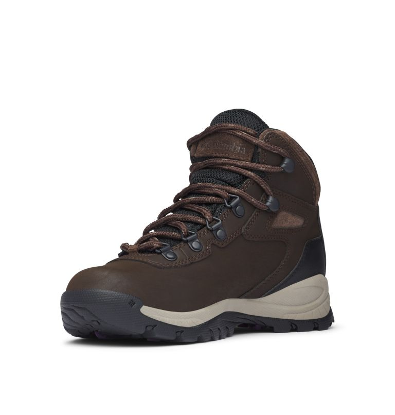 NEWTON RIDGE™ PLUS | 231 | 8.5 Women's Newton Ridge™ Plus Waterproof Hiking Boot, Cordovan, Crown Jewel