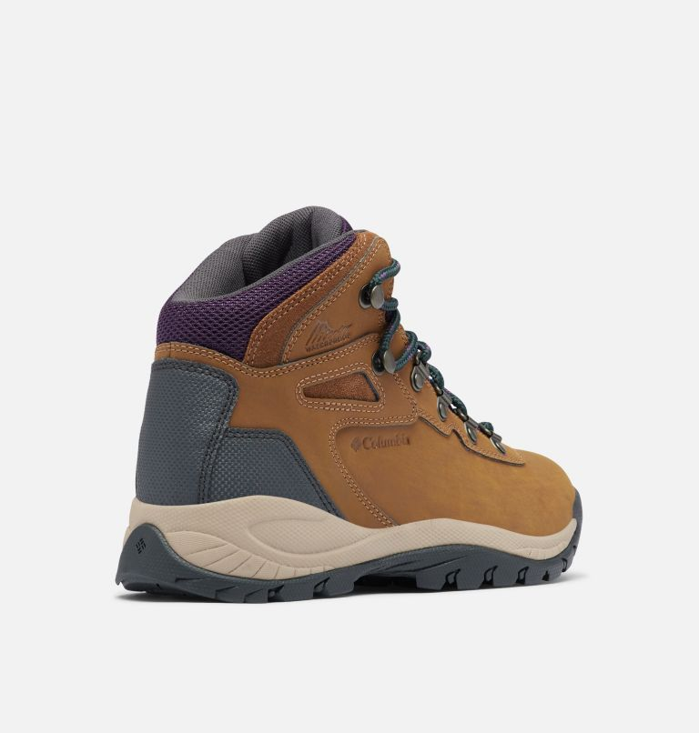 Women's Newton Ridge™ Plus Waterproof Hiking Boot Women's Newton Ridge™ Plus Waterproof Hiking Boot, 3/4 back