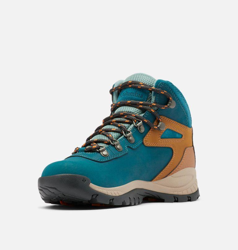 NEWTON RIDGE™ PLUS   314   5.5 Women's Newton Ridge™ Plus Waterproof Hiking Boot, Deep Wave, Dusty Green