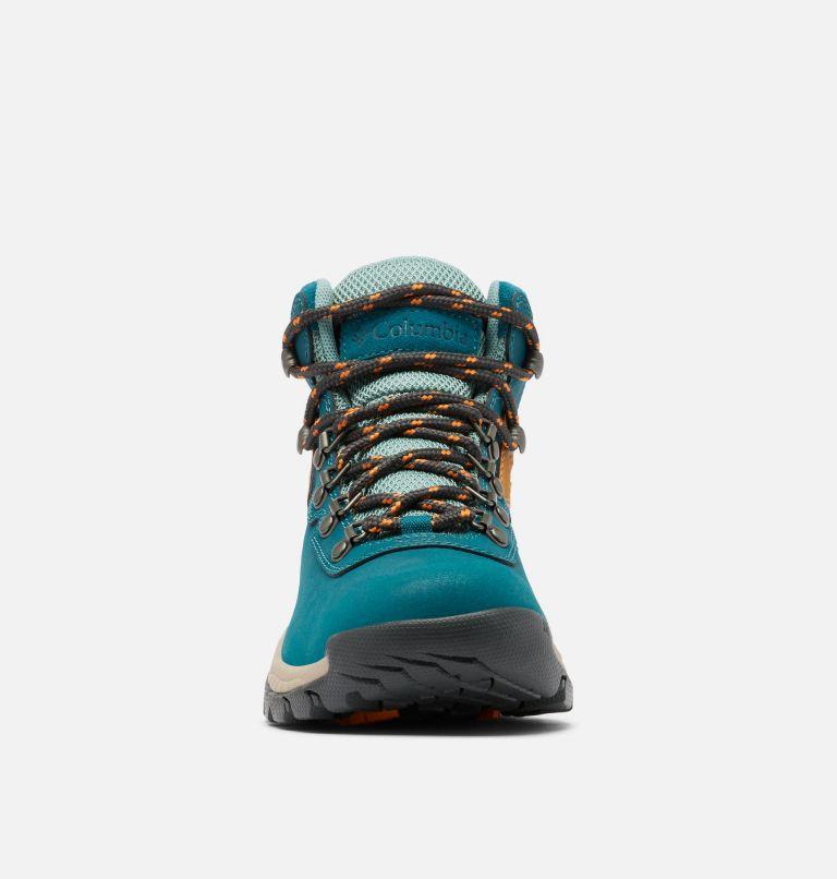 NEWTON RIDGE™ PLUS   314   5.5 Women's Newton Ridge™ Plus Waterproof Hiking Boot, Deep Wave, Dusty Green, toe