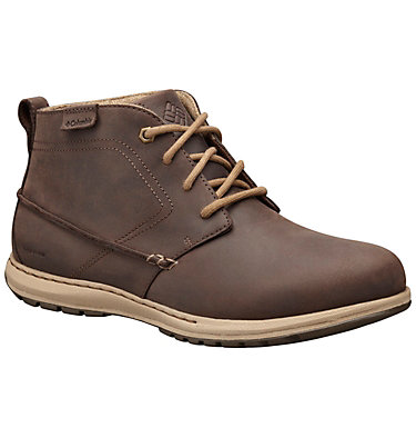 DAVENPORT™ CHUKKA WATERPROOF LEATHER , front