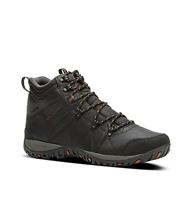 Men's Peakfreak™ Venture Mid Waterproof Omni-Heat Boot , 3/4 front