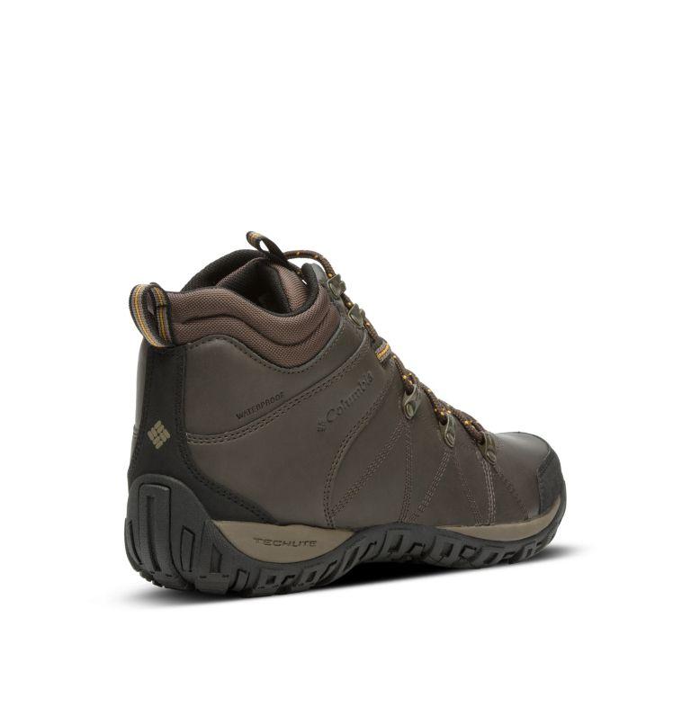 Men's Peakfreak™ Venture Mid Waterproof Omni-Heat Boot Men's Peakfreak™ Venture Mid Waterproof Omni-Heat Boot, 3/4 back