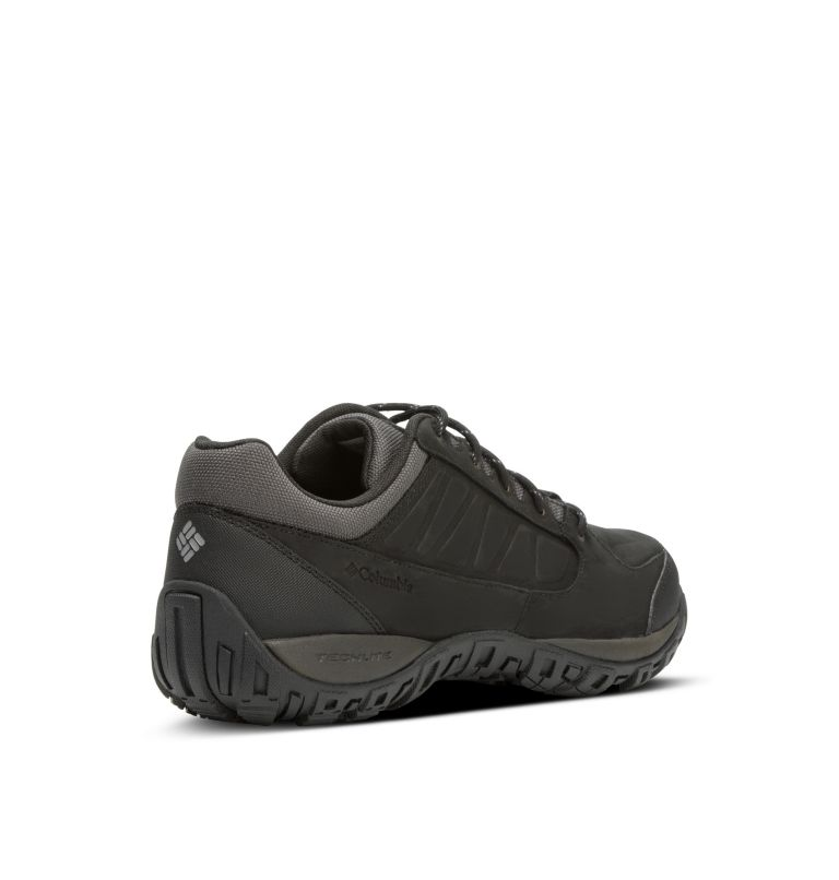 RUCKEL RIDGE™ PLUS | 010 | 13 Scarpe Ruckel Ridge™ da uomo, Black, Shark, 3/4 back