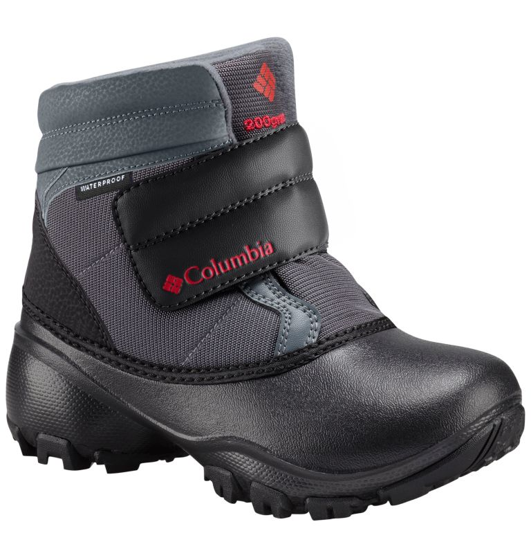 Youth Columbia Rope Tow Kruser Boots Youth Columbia Rope Tow Kruser Boots, front