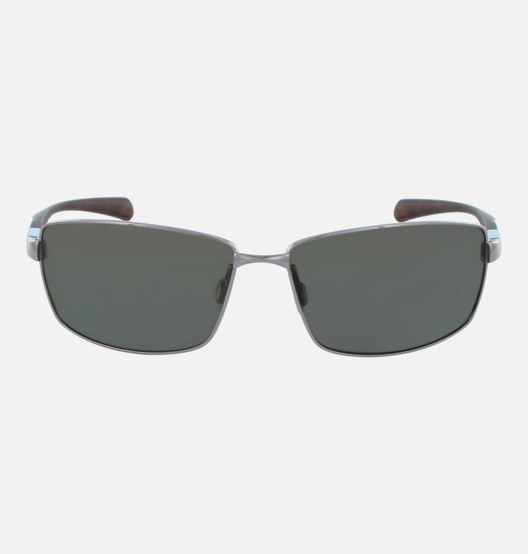 Men's Trollers Best Sunglass | 022 | NONE Men's Trollers Best Sunglasses, Gunmetal/Green Polar, front