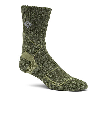 Hike Crew Unisex Sock with Merino Wool Blend Light Weight 1-Pack , front