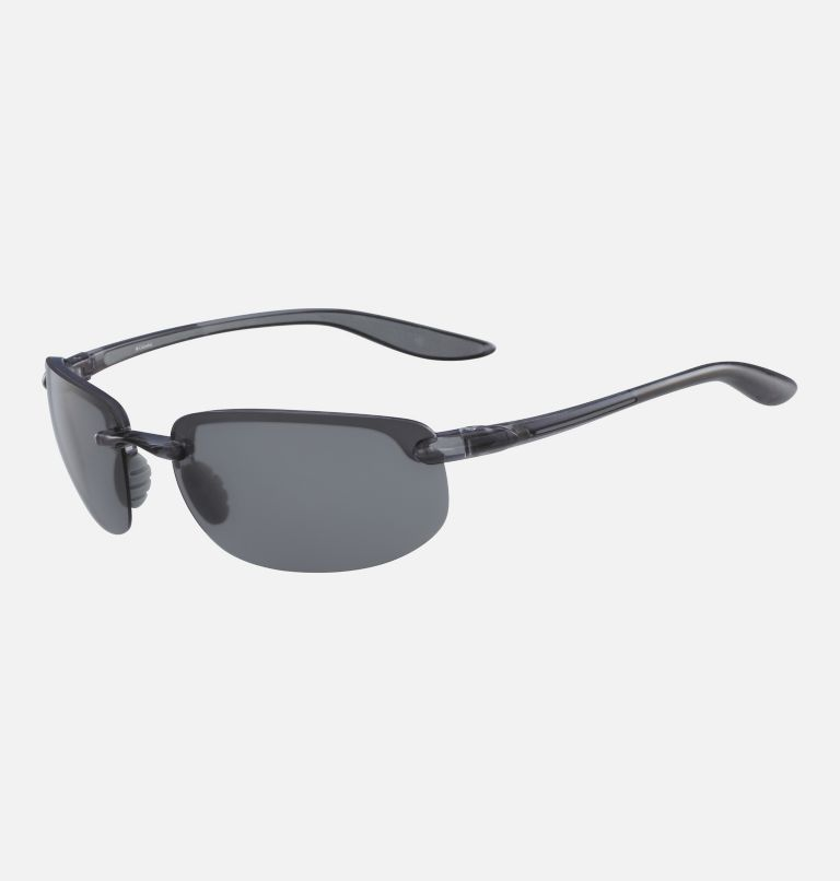 Men's Unparalleled Sunglass | 020 | NONE Men's Unparalleled Sunglasses, Grey Crystal/ Smoke, back