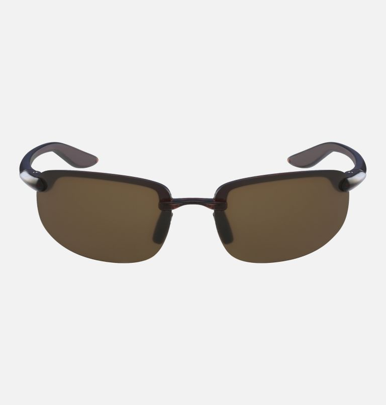 Men's Unparalleled Sunglass | 201 | NONE Men's Unparalleled Sunglasses, Brown Crystal/ Brown, front