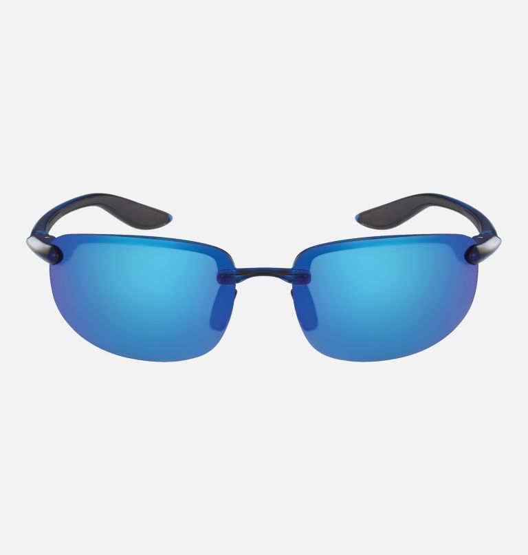 Men's Unparalleled Sunglass | 426 | NONE Men's Unparalleled Sunglasses, Navy Crystal/ Blue, front