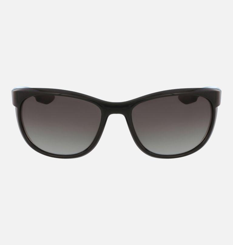 Women's Wildberry Sunglass   001   NONE Women's Wildberry Sunglasses, Shiny Black/Smoke Gradient, front