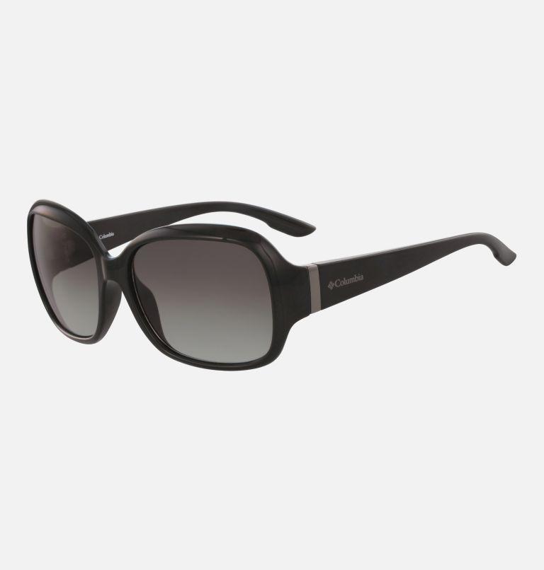 Women's Horizon Pine Sunglass | 001 | NONE Women's Horizon Pine Sunglasses, Shiny Black/Smoke Gradient, back