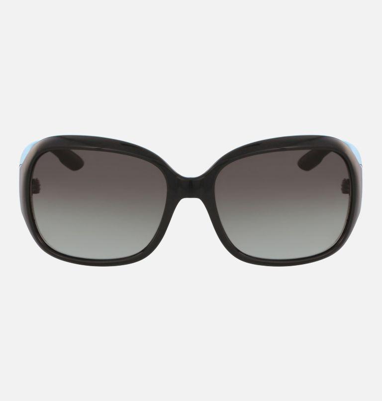 Women's Horizon Pine Sunglass | 001 | NONE Women's Horizon Pine Sunglasses, Shiny Black/Smoke Gradient, front