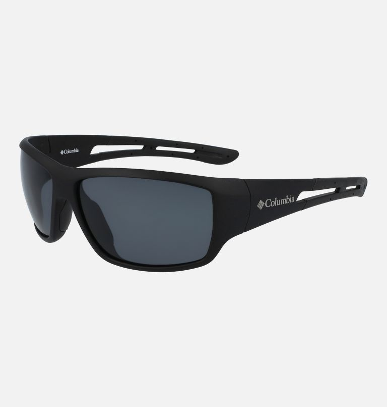 Men's Utilizer Sunglasses | 022 | NONE Men's Utilizer Sunglasses, Matte Black/ Smoke, back