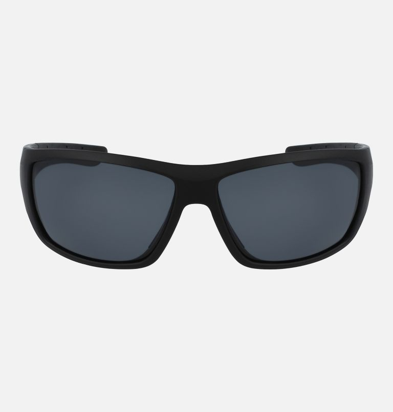 Men's Utilizer Sunglasses | 022 | NONE Men's Utilizer Sunglasses, Matte Black/ Smoke, front