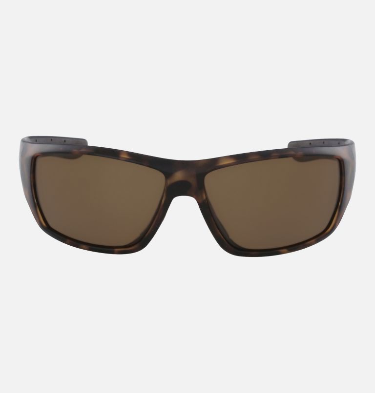 Men's Utilizer Sunglass | 257 | NONE Men's Utilizer Sunglasses, Matte Tortoise/ Brown, front
