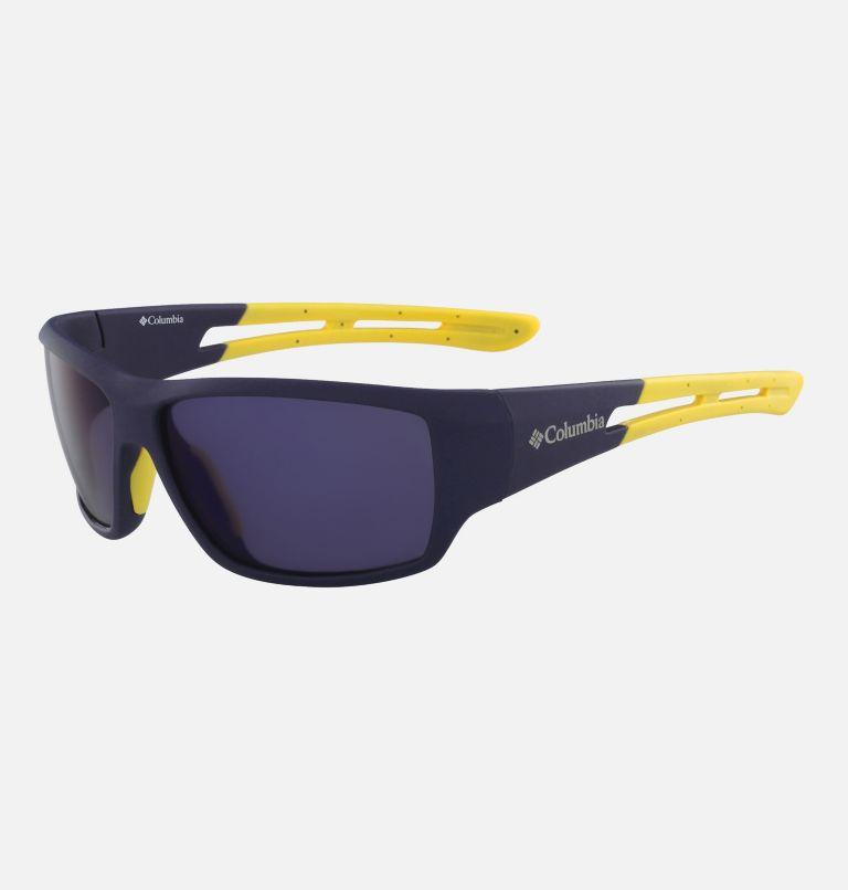 Men's Utilizer Sunglass | 410 | NONE Men's Utilizer Sunglasses, Matte Navy/ Blue Flash, back