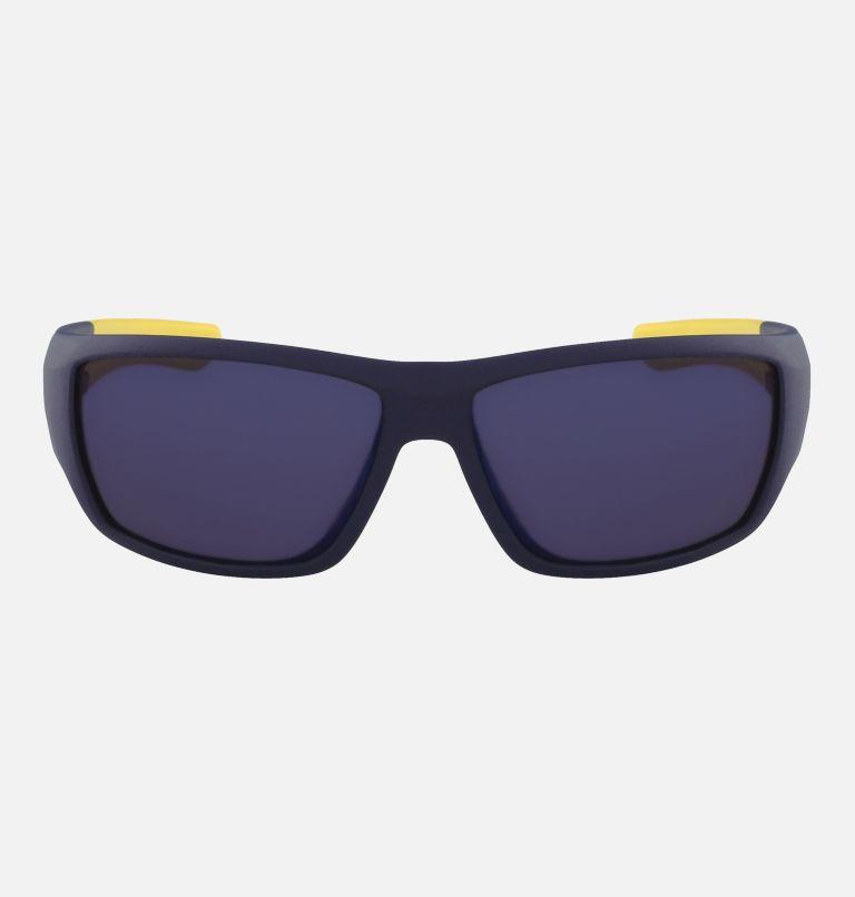 Men's Utilizer Sunglass | 410 | NONE Men's Utilizer Sunglasses, Matte Navy/ Blue Flash, front