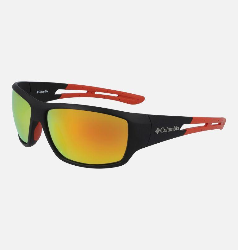 Men's Utilizer Sunglasses | 821 | NONE Men's Utilizer Sunglasses, Matte Black/ Orange, back