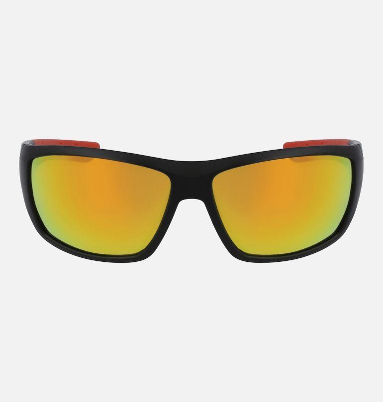 Men's Utilizer Sunglasses | 821 | NONE Men's Utilizer Sunglasses, Matte Black/ Orange, front