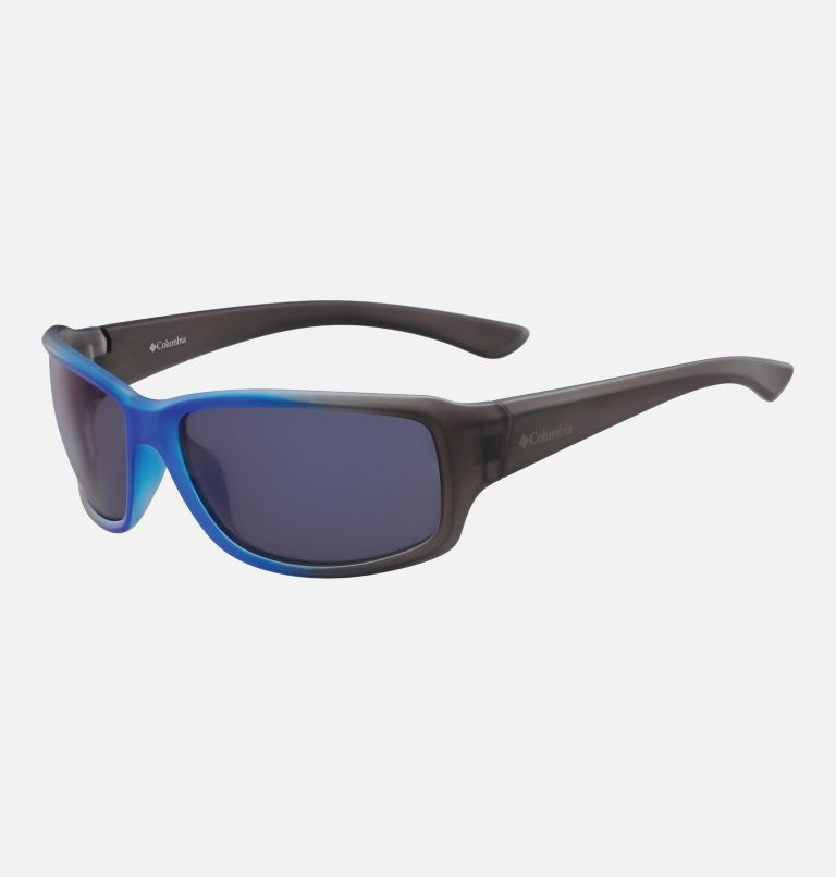 Men's Point Reyes Sunglass | 039 | NONE Men's Point Reyes Sunglasses, Blue Grey/ Blue Flash, back