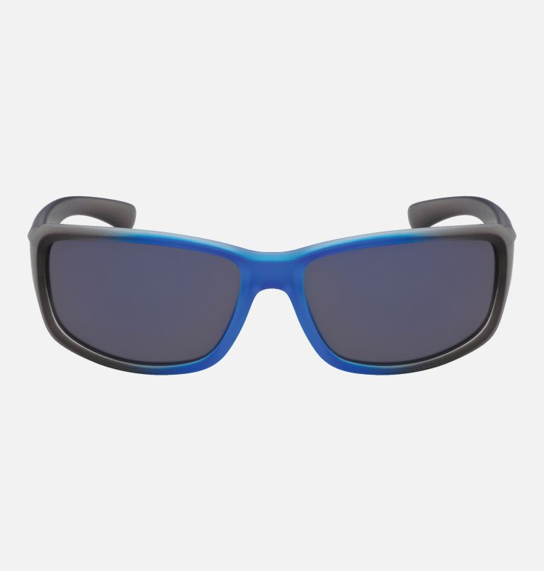 Men's Point Reyes Sunglass | 039 | NONE Men's Point Reyes Sunglasses, Blue Grey/ Blue Flash, front