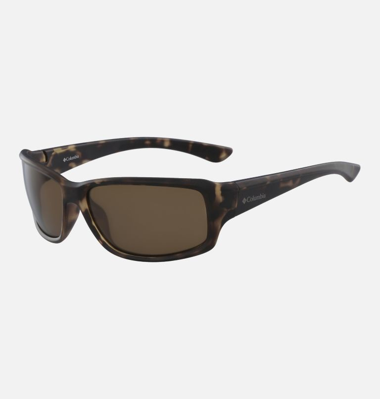 Men's Point Reyes Sunglass | 257 | NONE Men's Point Reyes Sunglasses, Matte Tortoise/ Brown, back