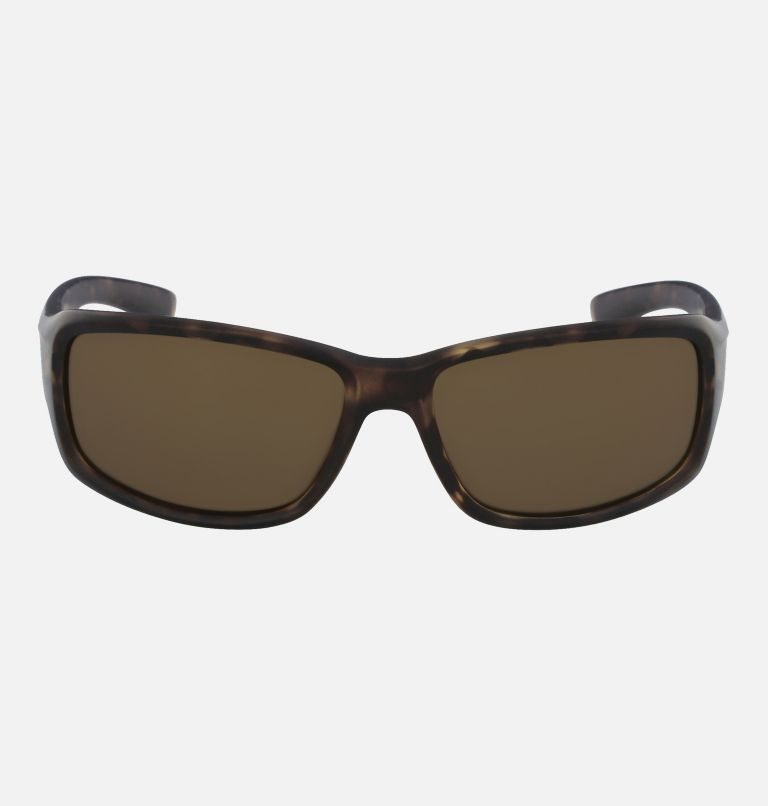 Men's Point Reyes Sunglass | 257 | NONE Men's Point Reyes Sunglasses, Matte Tortoise/ Brown, front